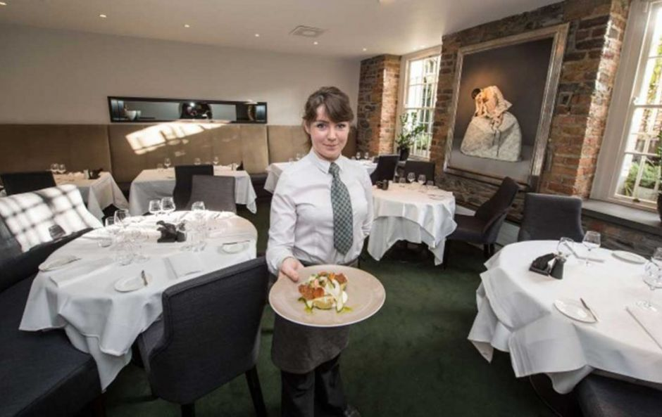 TripAdvisor reveals the top 10 favourite Irish restaurants