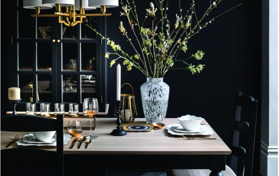 Embrace your dark side: Why we're going all in on dark decor