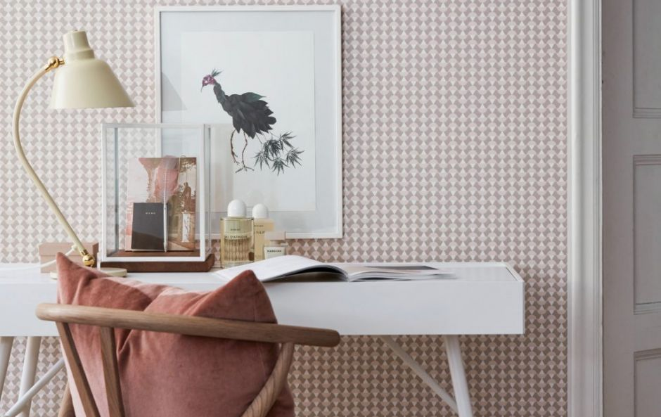 Game of Tones: all the paints and papers for walls that will wow