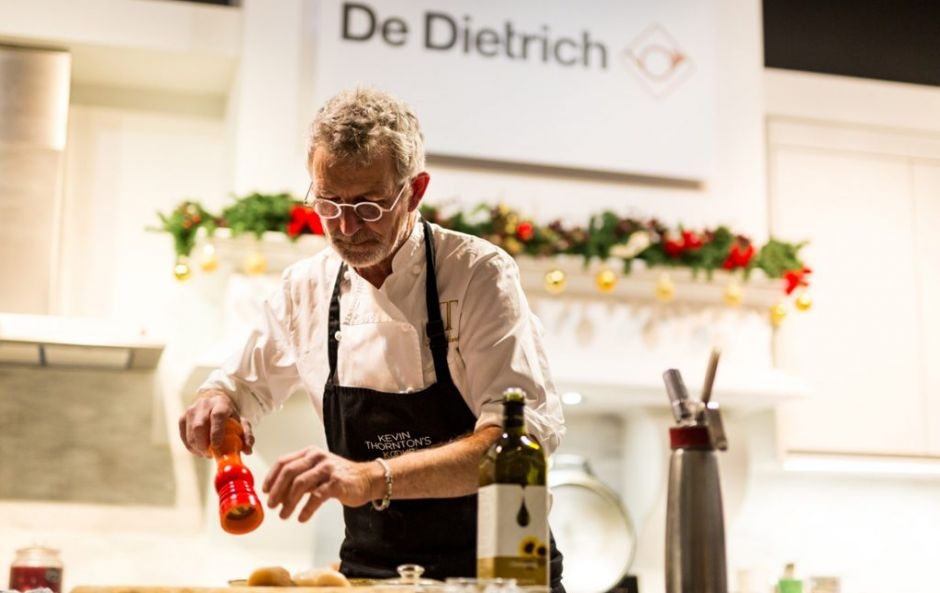 Preparation is key: Christmas cooking with Kevin Thornton