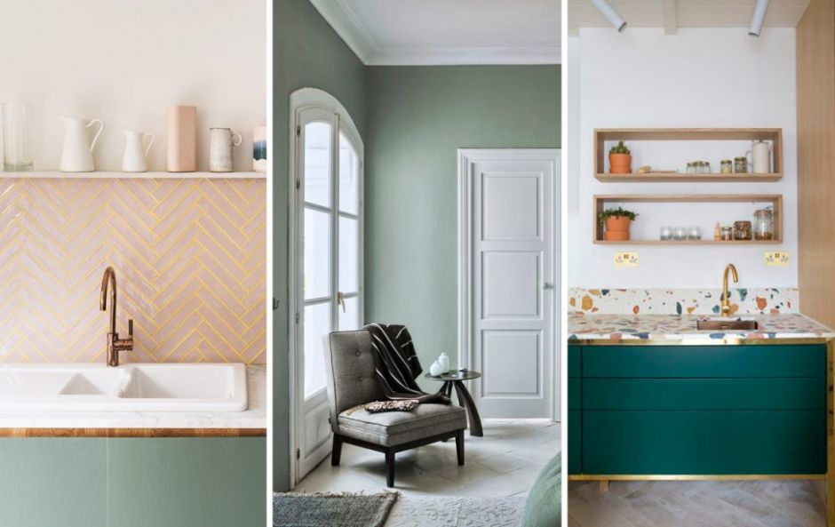 These are the top 10 interiors trends for 2018, according to Pinterest