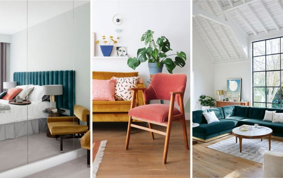 15 gorgeous rooms that prove velvet is the 'it' fabric in interiors right now