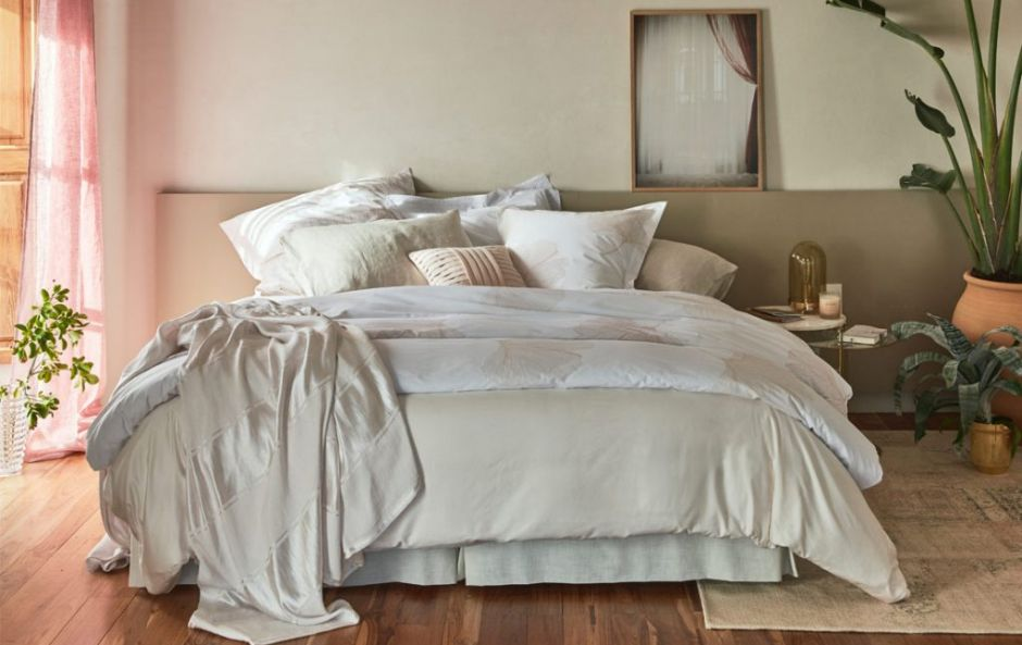 Zara Home's first collection for 2018 is a floral, spring dream