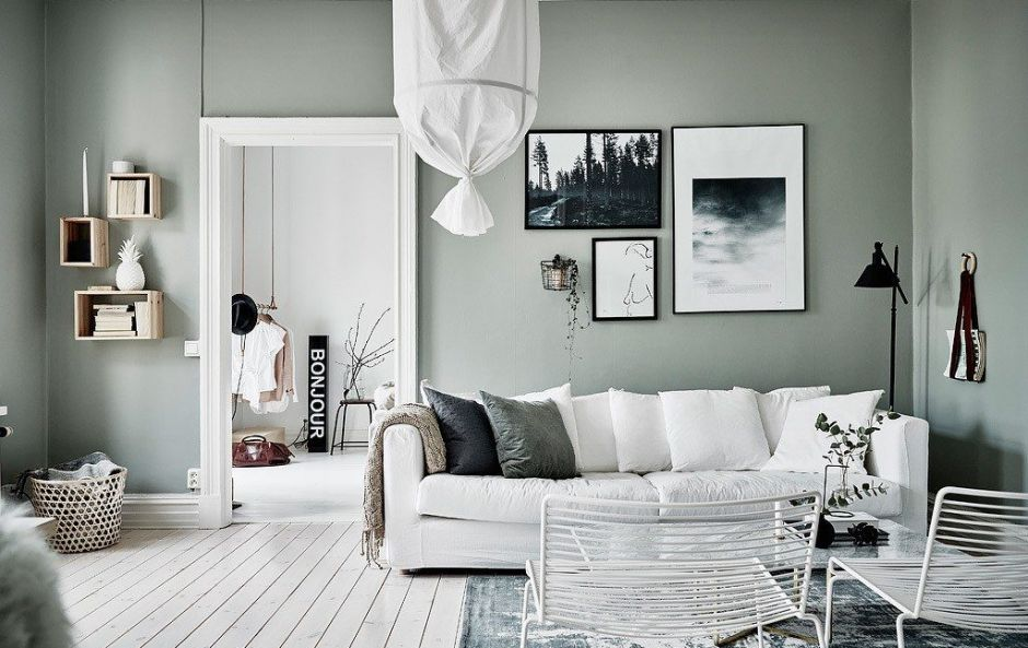This colour with dominate your Pinterest interiors feed in 2018