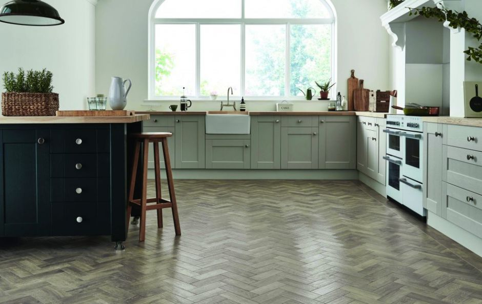 White tiles not cutting it? 5 kitchen flooring ideas you'll love!