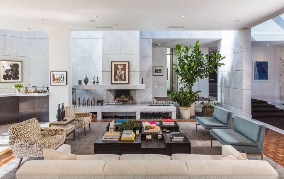 Look inside Ellen Degeneres's $33m Beverly Hills mansion