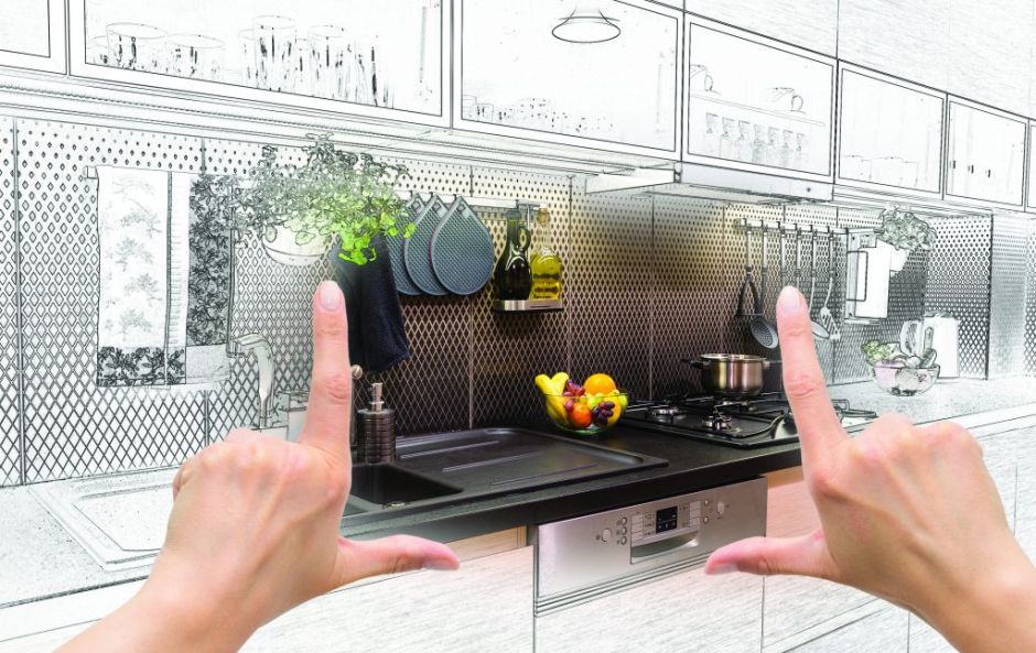 3 handy free apps to know for planning your kitchen update