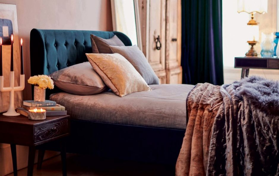 Colour cues: the bedroom shades to switch to for a relaxing rest