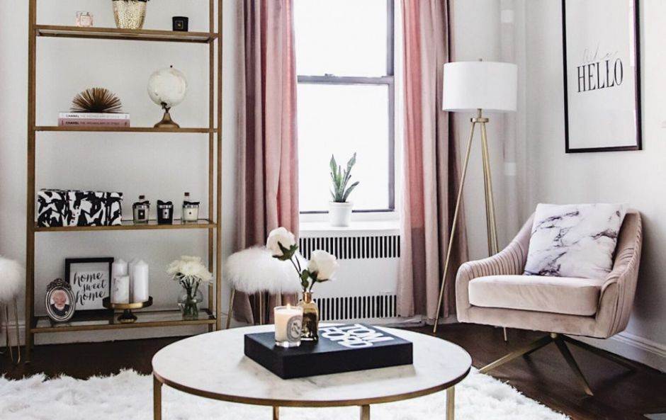 Room with a View: Retro Flame's Erika Fox gives her insta-worthy interiors tips