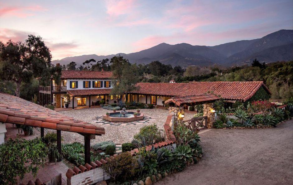 Look inside Ellen DeGeneres' $11 million Montecito estate