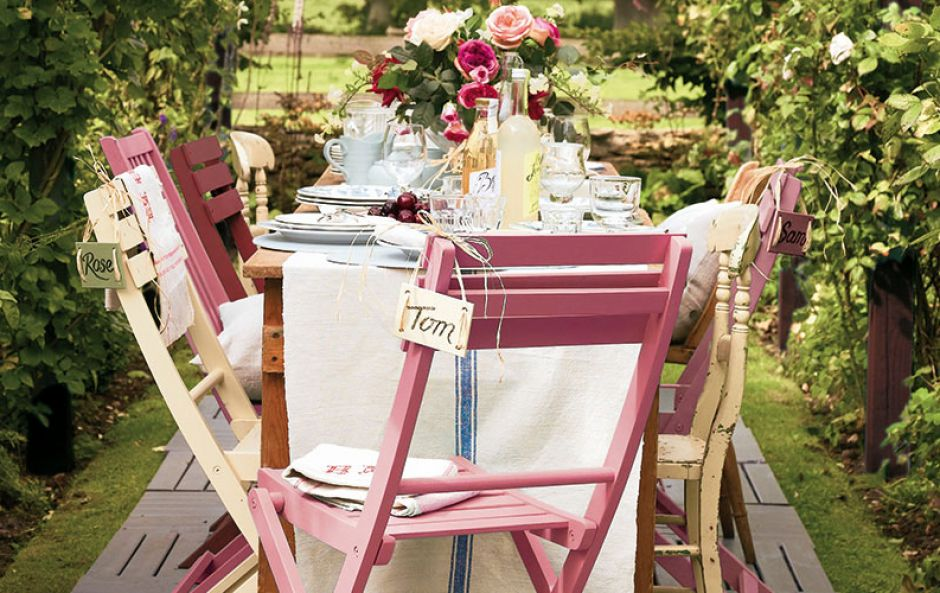 How to care for your outdoor furniture properly