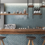 This is the tile trend taking over kitchens and bathrooms this year