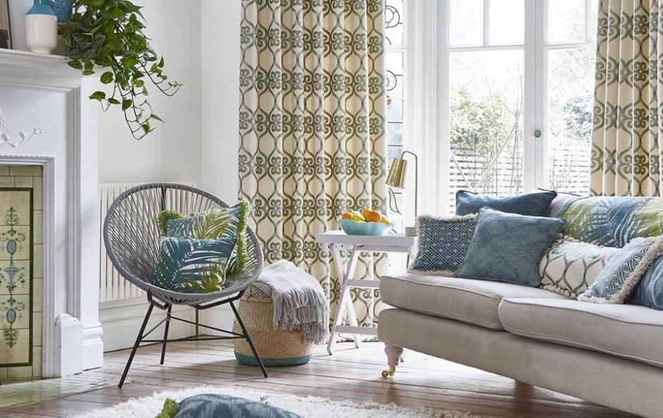 WIN! €500 voucher for tailor-made curtains from Grace Interiors
