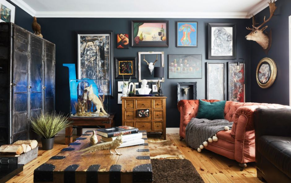 Collector's Edition: Debbie's Mayo home is a unique blend of family fun and spectacular art