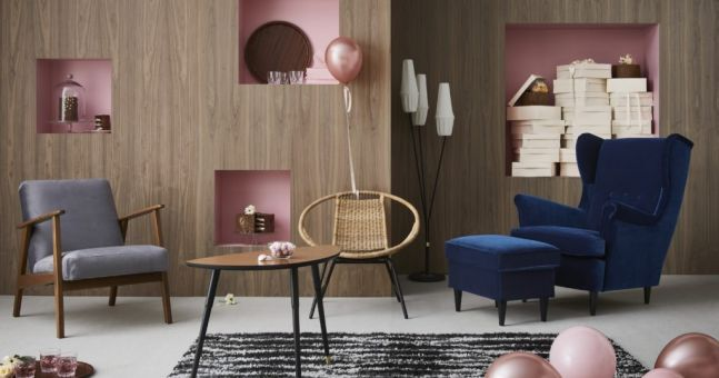 Ikea S New Collection Reimagines Some Of Their Classics