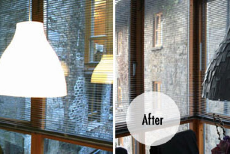 How to makeover a pendant lamp