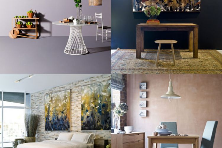 Trend prediction for 2012: We're digging this sustainable, earthy interiors look