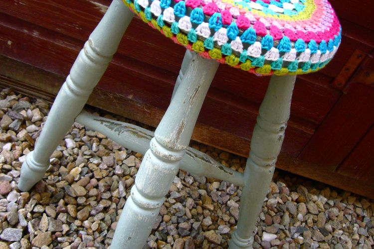 Re-imagining and upcycling: Furniture by Jill Bennett of Dandelion Lane