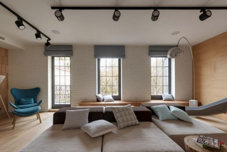 Home Tour: An apartment with a VERY distinguishing feature