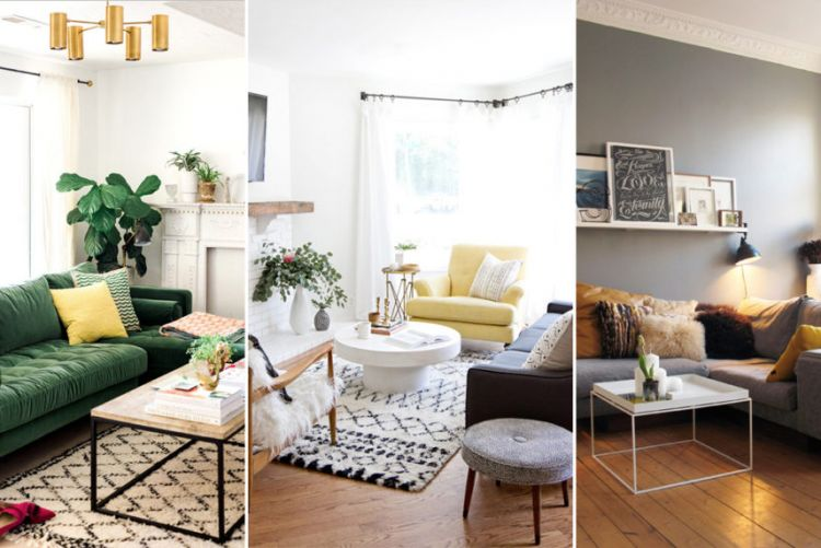 10 living rooms we'd love to chill out in