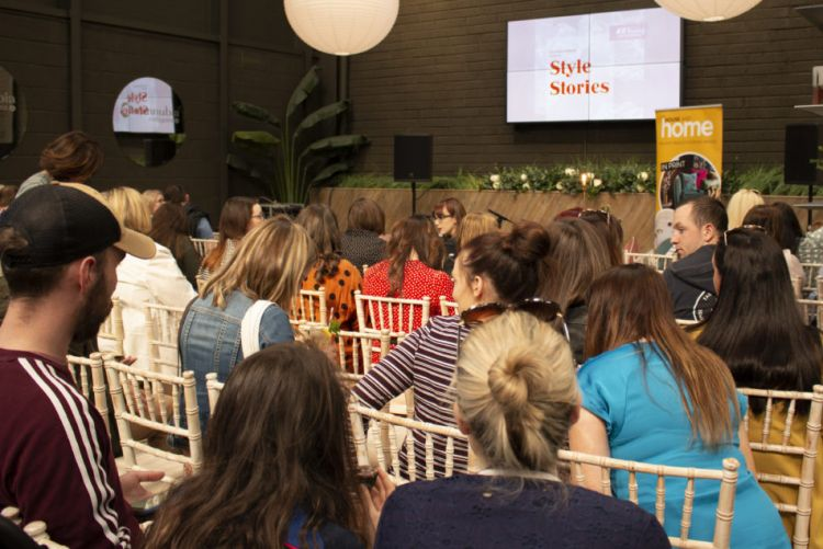 You're invited to EZ Living Interiors' Style Stories Event with Jen Connell and House and Home on 20th June in Sandyford!