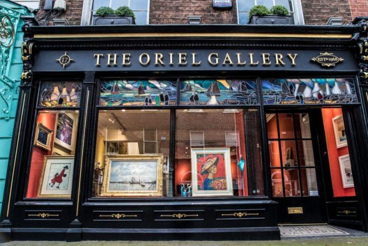 The Oriel Gallery