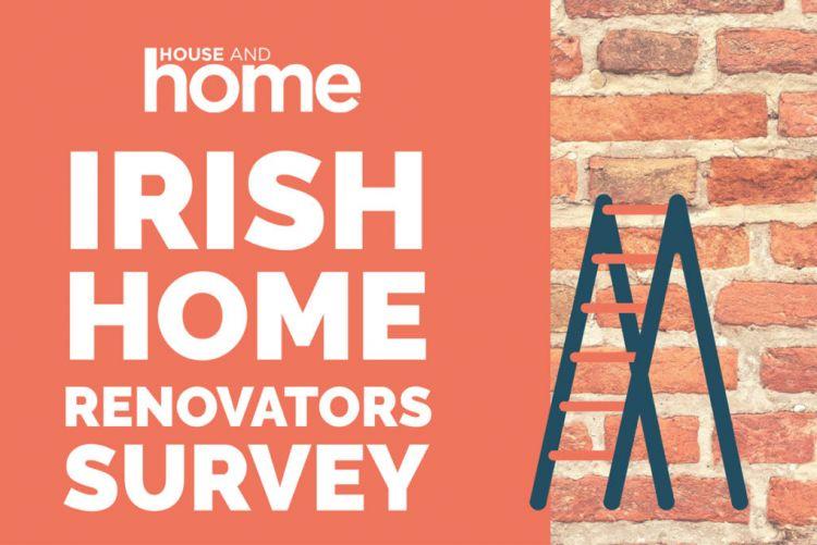 Take the 2020 House and Home Irish Home Renovators Survey