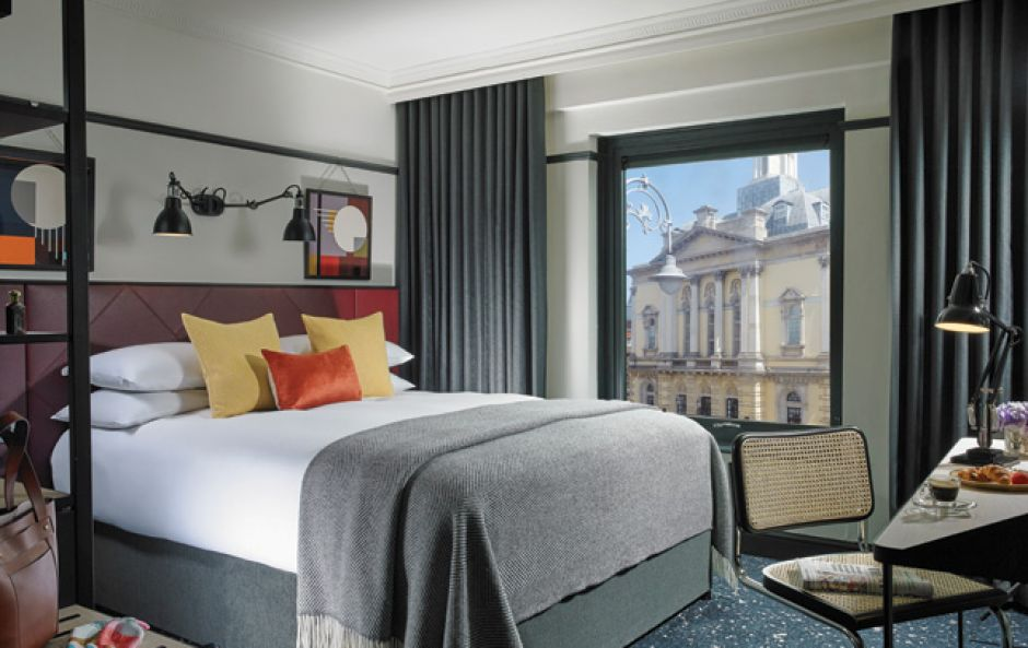 Hotel Tour: Dublin's The Mont Hotel's designer-led refurbishment is out of this world