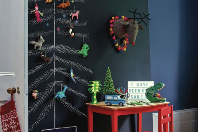 Deck the halls: alternative Christmas trees to try this year
