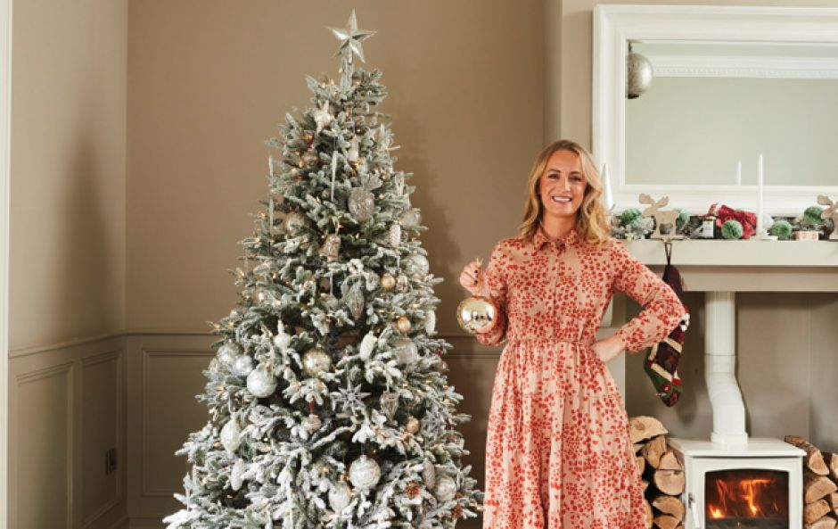 Sarah's Ballina home's traditional décor will inspire a cosy Christmas