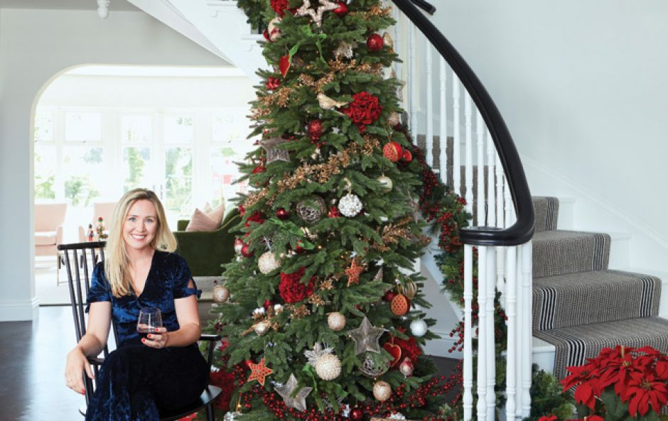 'My house is like Santa's grotto!' - Ruth McGahey's festive Meath home tour