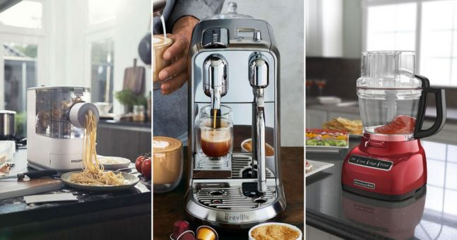 7 Key Kitchen Gadgets And Appliances You Need For The