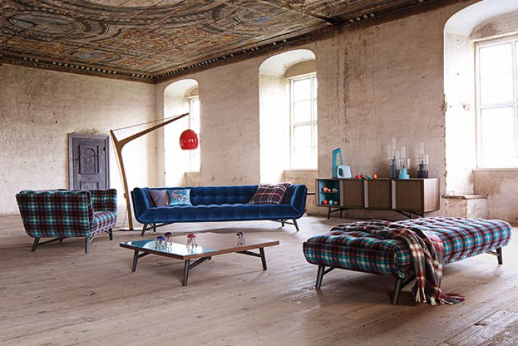 Seven Design Classics. Shane Mullen from Roche Bobois picks seven of the brands most iconic items