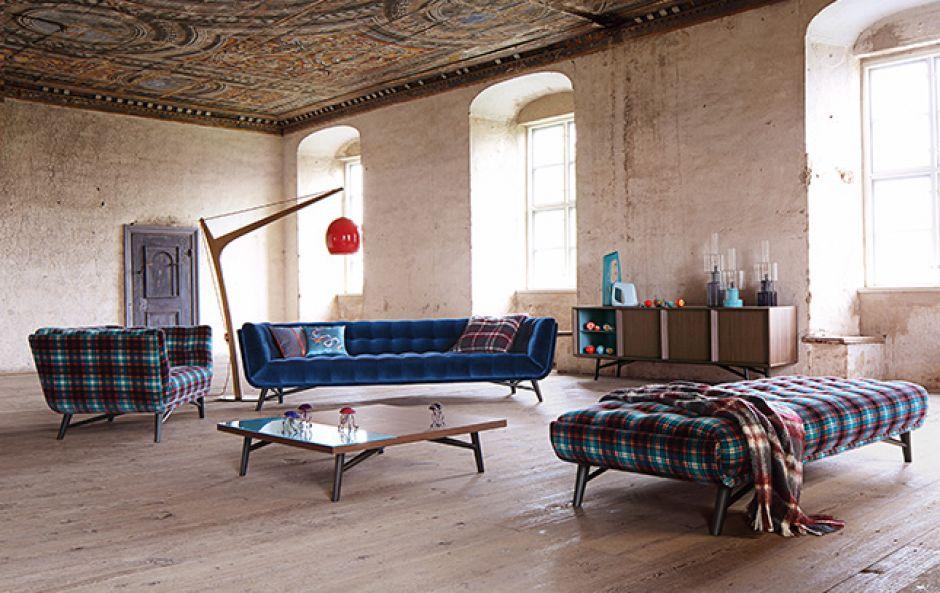 Seven Design Classics. Shane Mullen from Roche Bobois picks seven of the brands most iconic items