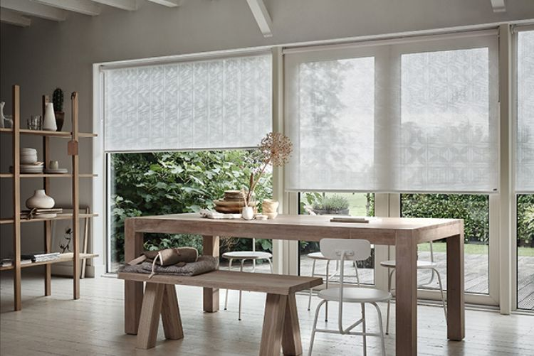 SAFE, SMART & STYLISH - Luxaflex® blinds can fit your every window treatment need