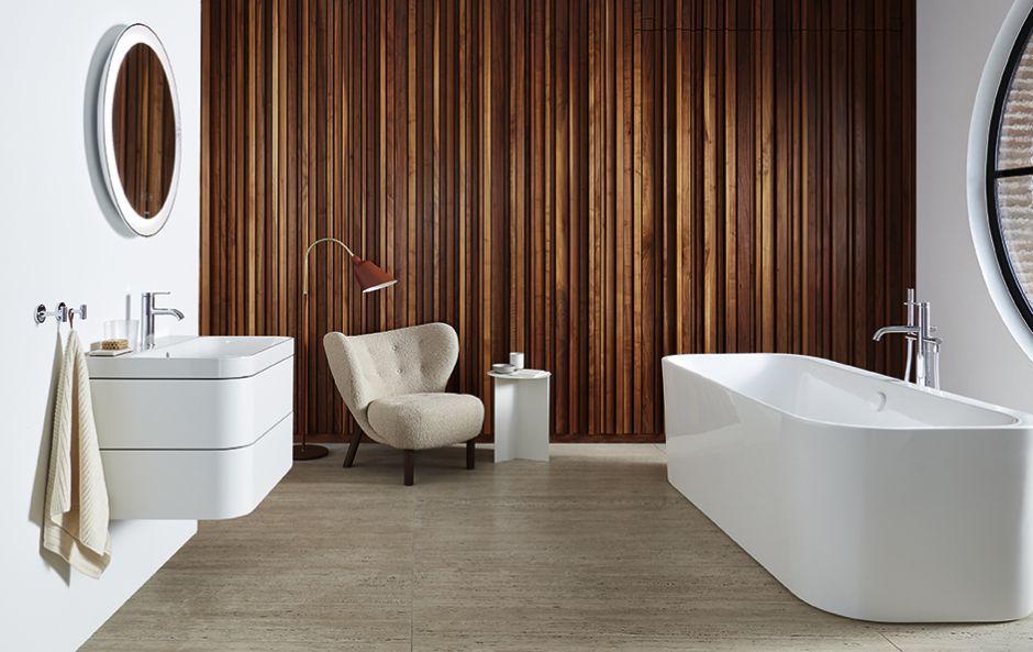 Next level bathrooms: Duravit's Happy D.2 Plus series merges new tech precision with design-led ceramics