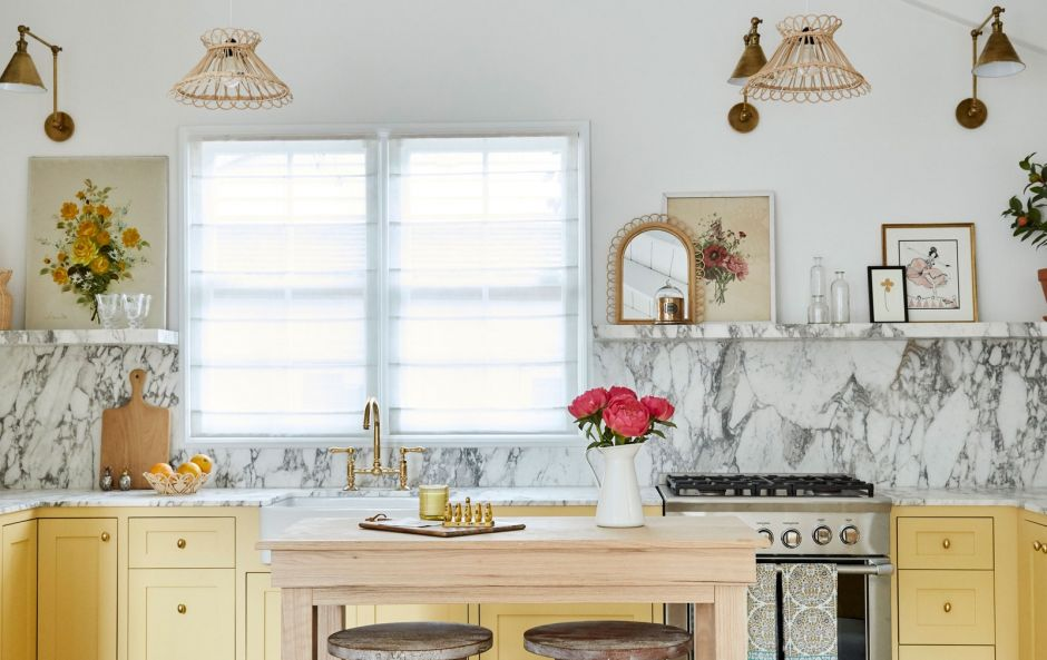 7 Kitchen Updates You Can Do Yourself