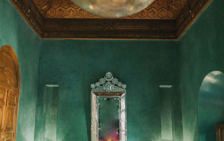 As seen in our March-April issue - a look at Marrakech Boutique Hotel, El Fenn