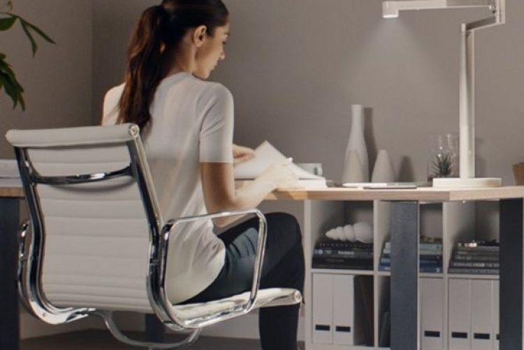 Competition: Win a Dyson Lightcycle lamp!