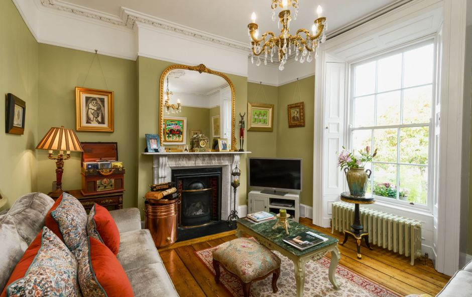 """Home of the Year Episode 5 Recap - a period home in Dublin, an artist's family home and """"curated but comfortable"""" two bedroom apartment."""