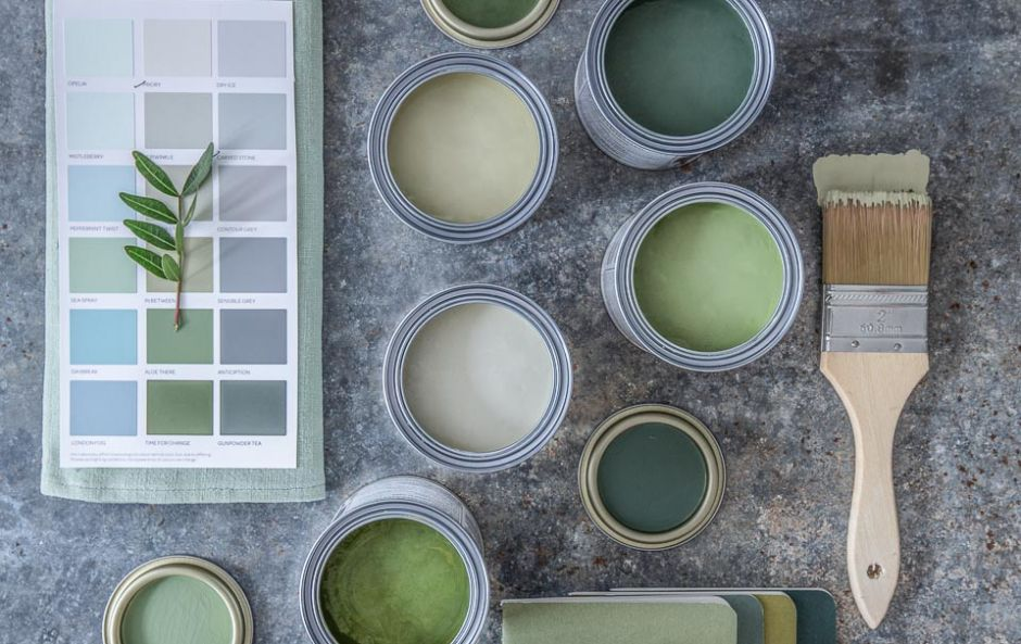 INTRODUCING PINE FOREST, OUR COLLABORATION WITH CROWN PAINTS