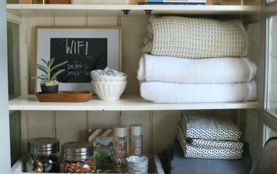 Get Guest Room Ready