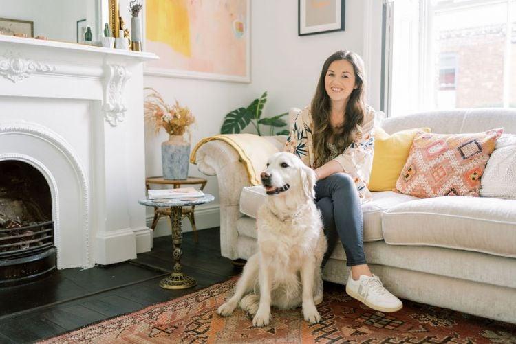 Bohemian Romance- Wedding Photographer Claire Brown's house