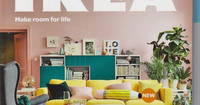 these 7 things from the new ikea 2018 catalogue are bound. Black Bedroom Furniture Sets. Home Design Ideas