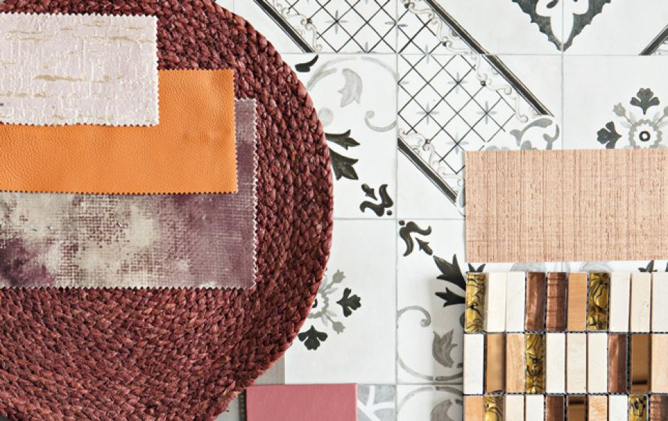 Master a mood: Our pick of new season paint, fabrics and tiles