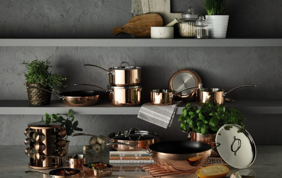 The Copper Kitchen collection is returning to Aldi this Sunday!