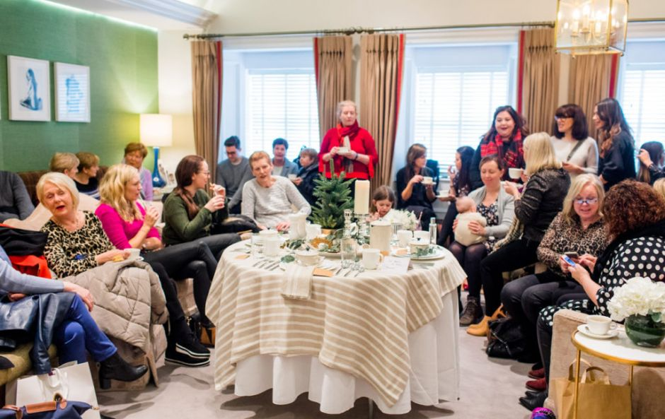 House and Home x Kildare Village 'Talking Tables' event in pics