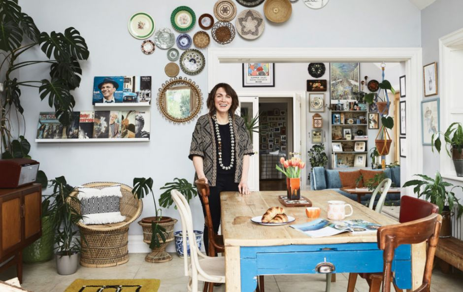 Aisling's Cork self-build full of vintage homewares is a lesson is expert layering