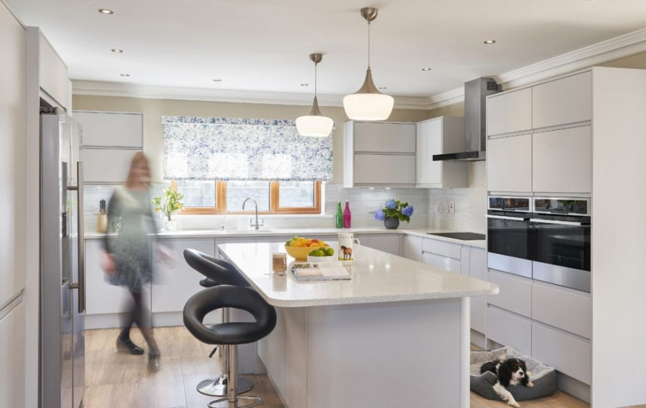 An interior designer's revamp on this Carlow home completely transformed it