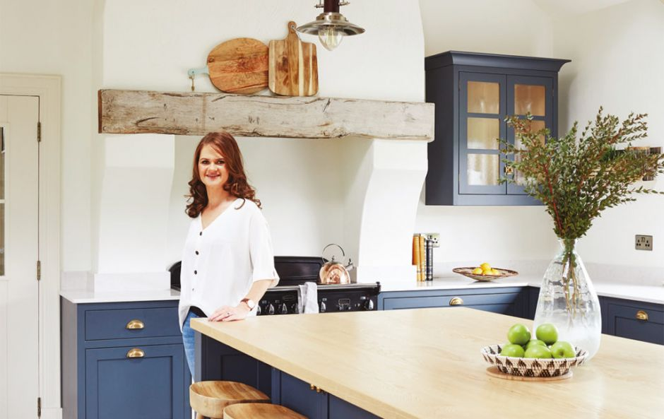 Caroline Hassett's Self Build Home in Tipperary is a Considered Mix of Old and New With a Wonderful Sense of Place